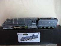 A4 Pacific 4-6-2 Locomotive Exclusive - LNER Battleship Grey